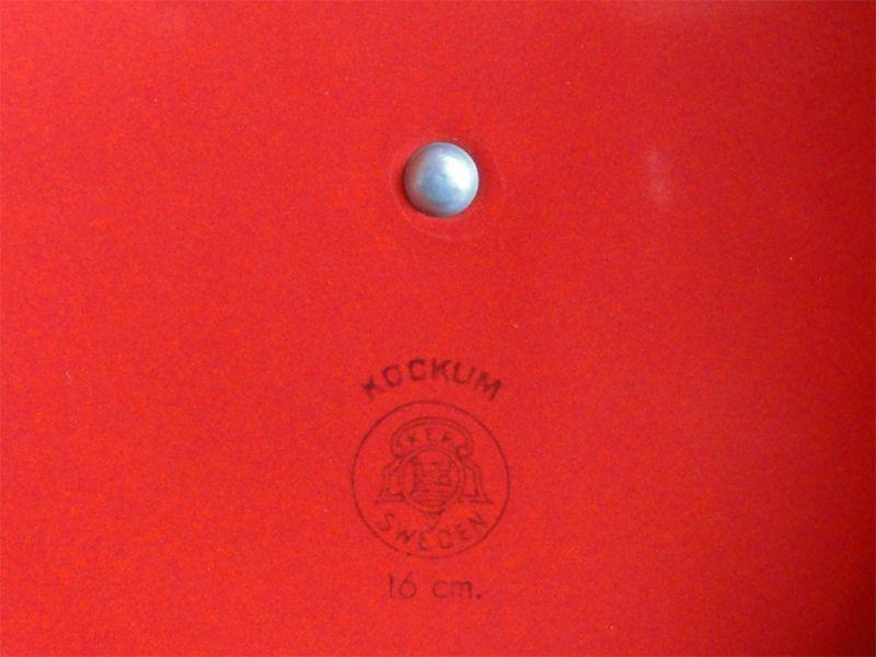 画像4: コクムス/KOCKUMS/ホーロー片手鍋/ライトレッド/2.5L