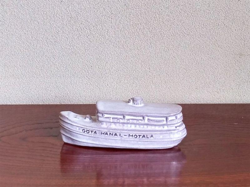 画像1: ノルマンス・ムーターラ/Norrmans Motala/フィギュア/ヨータ運河ボート
